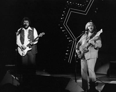 Photograph - Bto In Spokane In 1976 by Ben Upham