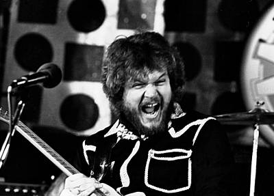 Photograph - Bto - Randy Bachman - Screaming by Robert  Rodvik