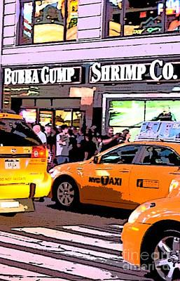 Photograph - Bubba Gump Poster by Randi Grace Nilsberg