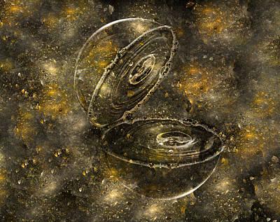 Bubble Sphere IIi Art Print