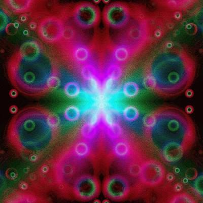 Bubbles Bokeh Effect Original by Medusa GraphicArt