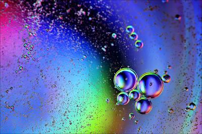 Concept Photograph - Bubbles by EXparte SE