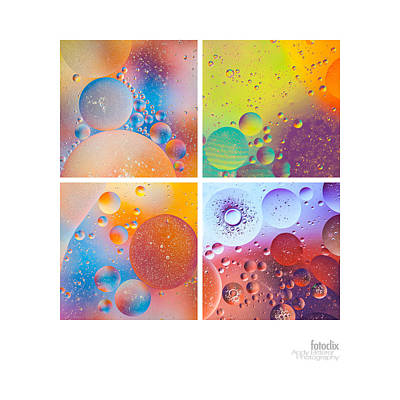 Photograph - Bubbles I by Andy Bitterer