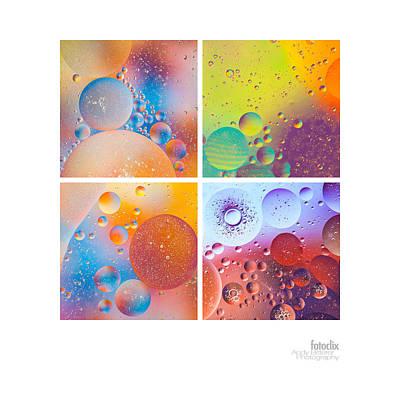 Bubbles I Art Print