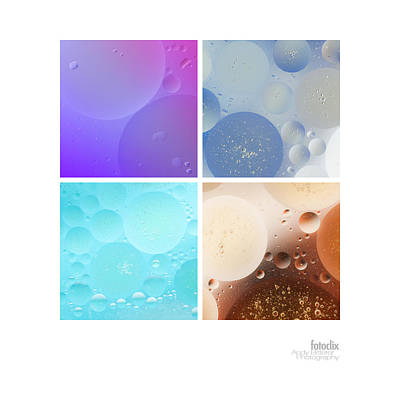 Photograph - Bubbles II by Andy Bitterer