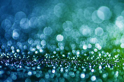 Art Print featuring the photograph Bubbly by Arkady Kunysz