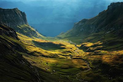 Romania Photograph - Bucegi Mountains by Cristian Lee