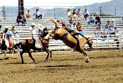 Buck Rider Original by Gary De Capua