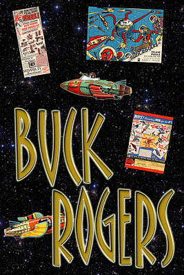Photograph - Buck Rogers by Andrew Fare