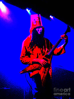 Gary Gingrich Photograph - Buckethead-12c-1 by Gary Gingrich Galleries