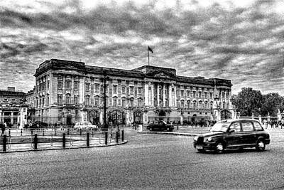 Buckingham Palace Art Art Print