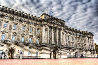 Buckingham Palace Art Print