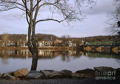 Photograph - Bucks County by Living Color Photography Lorraine Lynch