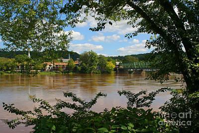 Photograph - Bucks County Pennsylvania by Living Color Photography Lorraine Lynch