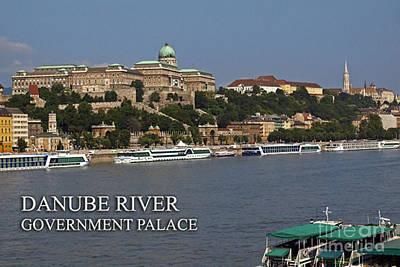 Budapest Tours Photograph - Budapest by Howard Stapleton