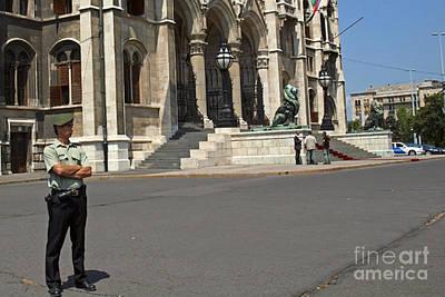 State Love Nancy Ingersoll - Parliament Budapest by Howard Stapleton