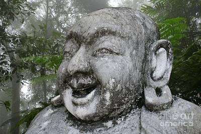Budai Photograph - Budai On Jungle by Gregory Smith