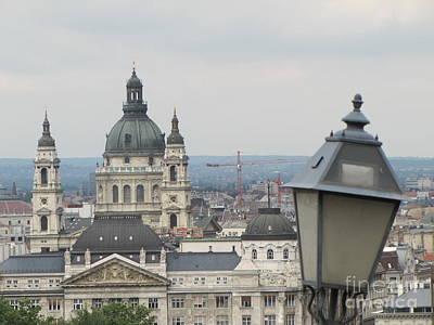 Budapest Tours Photograph - Budapest Around by Yury Bashkin