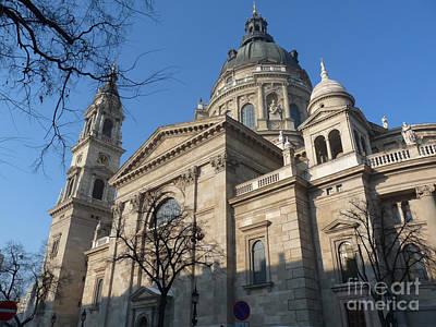 Photograph - Budapest Opera House by Deborah Smolinske