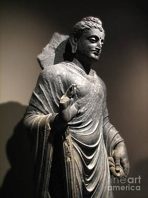 Photograph - Buddha - 13 by Gregory Dyer