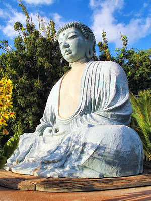Photograph - Buddha 2 by Dawn Eshelman