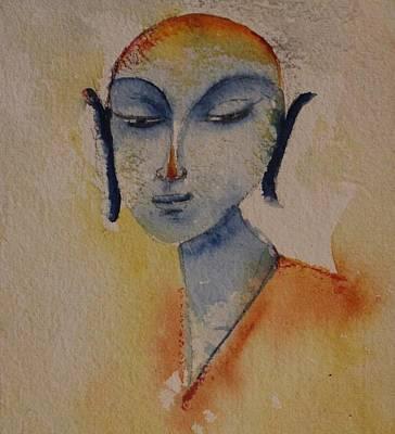 Etc. Painting - Buddha 78ll by Sir