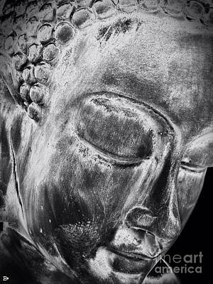 Art Print featuring the photograph Buddha by Andy Heavens