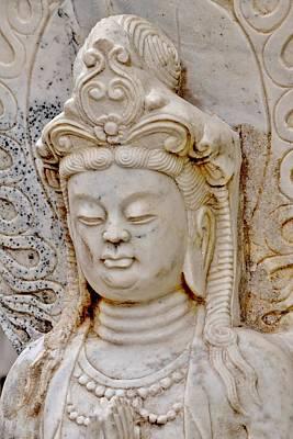 Photograph - Buddha Chinese Style by Kim Bemis