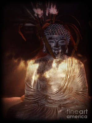 Photograph - Buddha by Eva Thomas