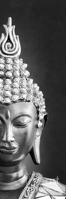 Photograph - Buddha Face by Kate McKenna