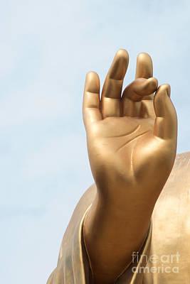 Photograph - Buddha Hand by Yew Kwang