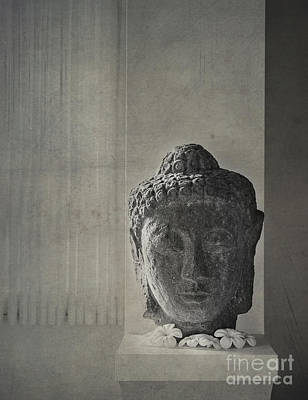 Photograph - Buddha by Hans Janssen