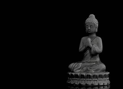 Buddha Photograph - Buddha by Heike Hultsch