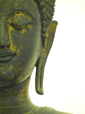 Buddha Photograph - Buddha by Ian Scholan