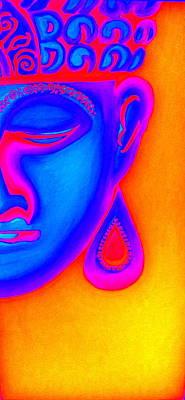 Buddha Inspiration Art Print