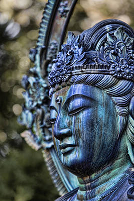 Photograph - Buddha by Karen Walzer