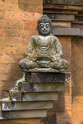 Buddha Of The Street Art Print