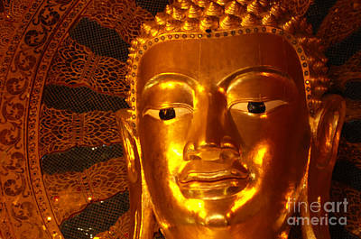 Photograph - Buddha Thailand by Bob Christopher