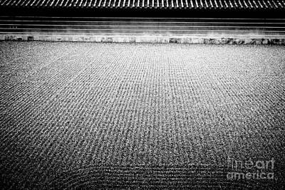 Photograph - Buddha - Zen Landscape by Dean Harte