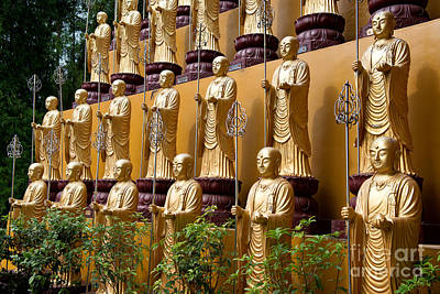Photograph - Buddhism  by Yew Kwang
