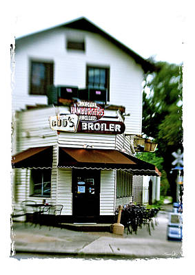 South Louisiana Photograph - Bud's Broiler by Scott Pellegrin