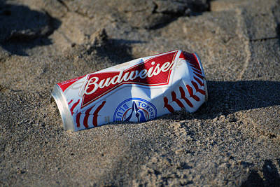 Photograph - Budweiser 2013 by Dragan Kudjerski