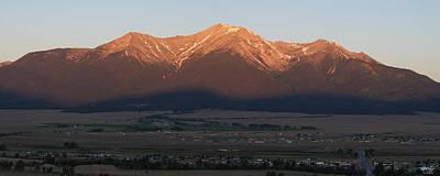 Photograph - Buena Vista Sunrise by Aaron Spong