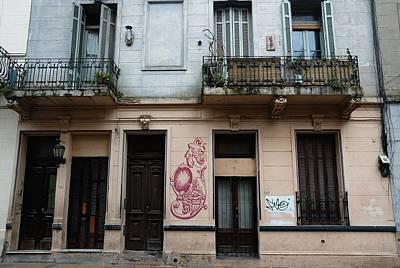 Photograph - Buenos Aires Graffiti by Steven Richman