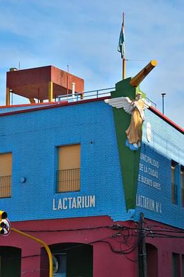 Photograph - Buenos Aires Lactarium by Steven Richman