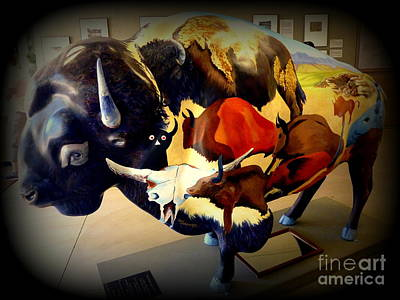 Photograph - Buffalo Art Scene by John Potts