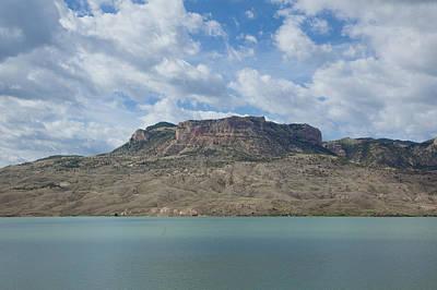 Photograph - Buffalo Bill Reservoir by Scott Sanders
