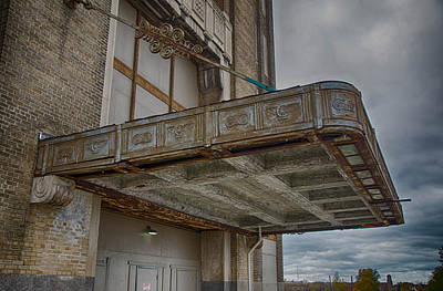 Photograph - Buffalo Central Terminal  7d08473h by Guy Whiteley