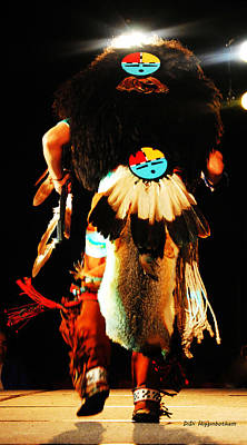 Photograph - Buffalo Dancer II by DiDi Higginbotham