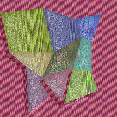 Artwork Digital Art - Buffalo by Gareth Lewis